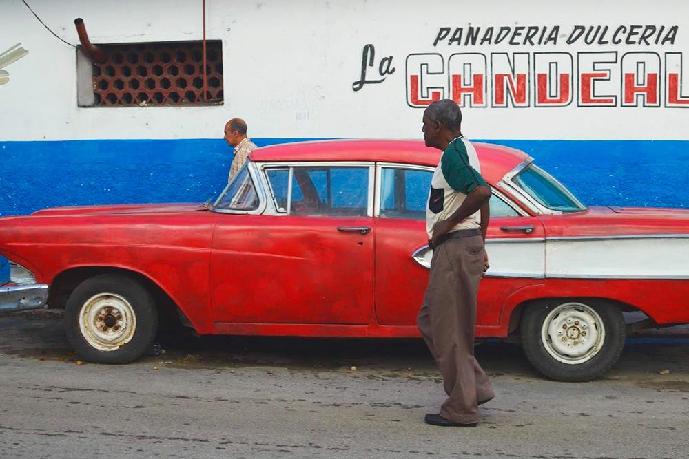 В Гаване можно взять в аренду старенький Ламборджини или Шевроле и почувствовать себя героем старого фильма