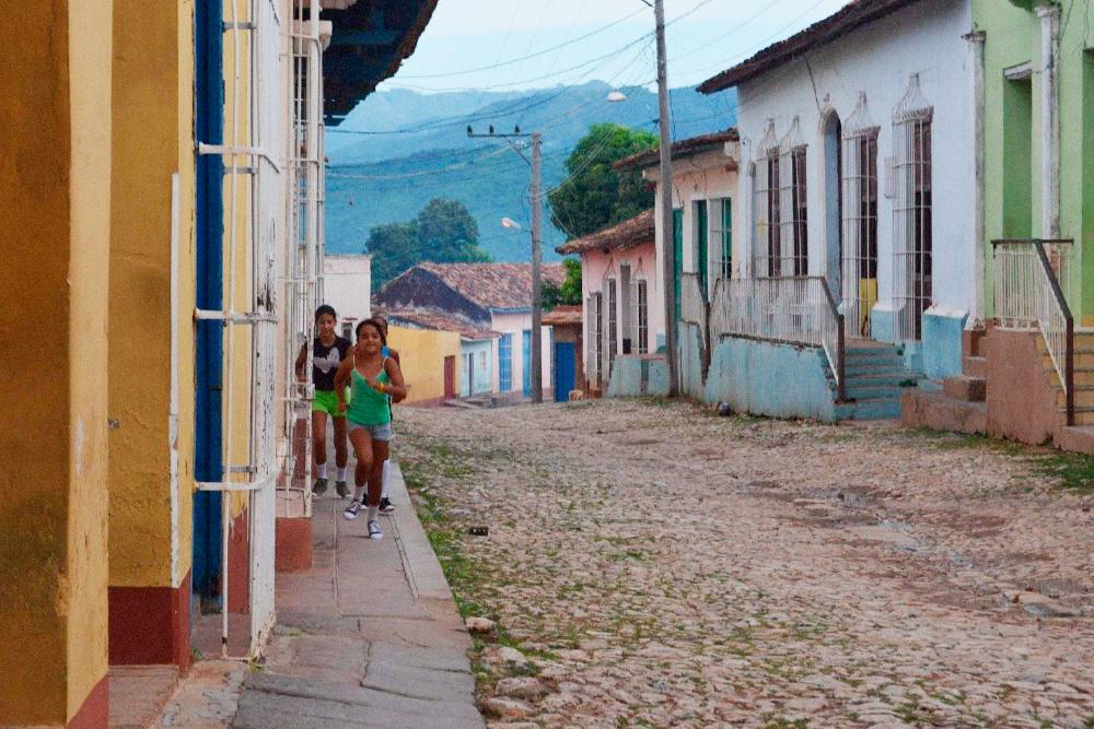 Центр Тринидада тоже включен в список Всемирного наследия Юнеско