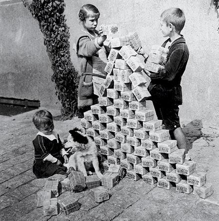 Гиперинфляция в Германии, 1923