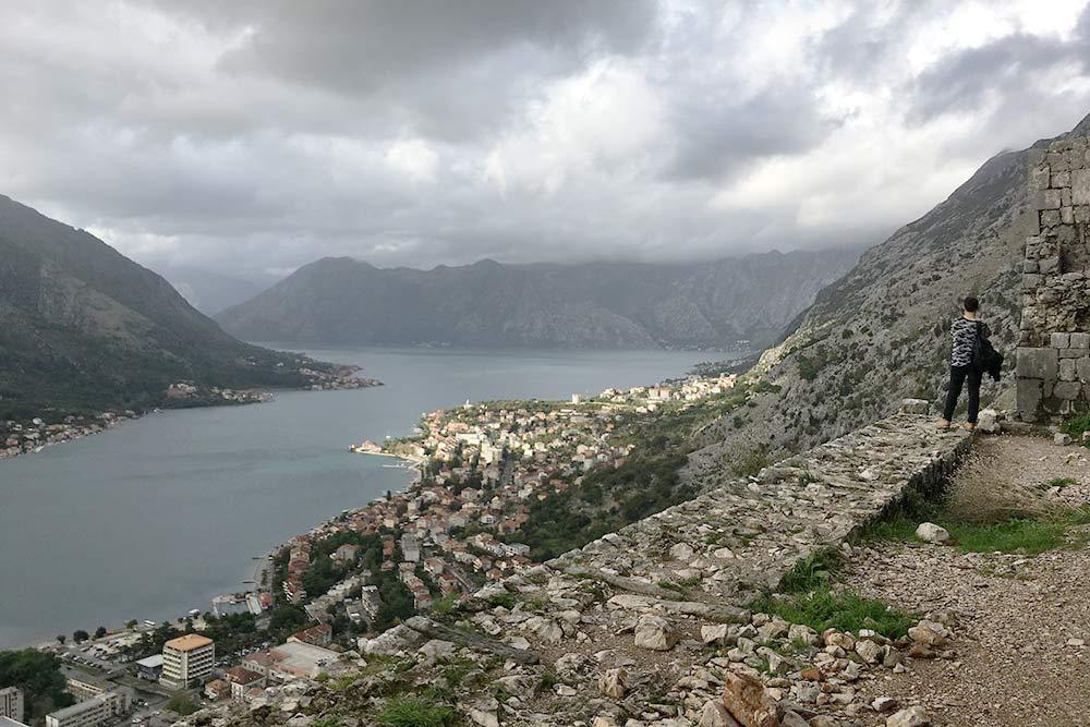Фото из Черногории
