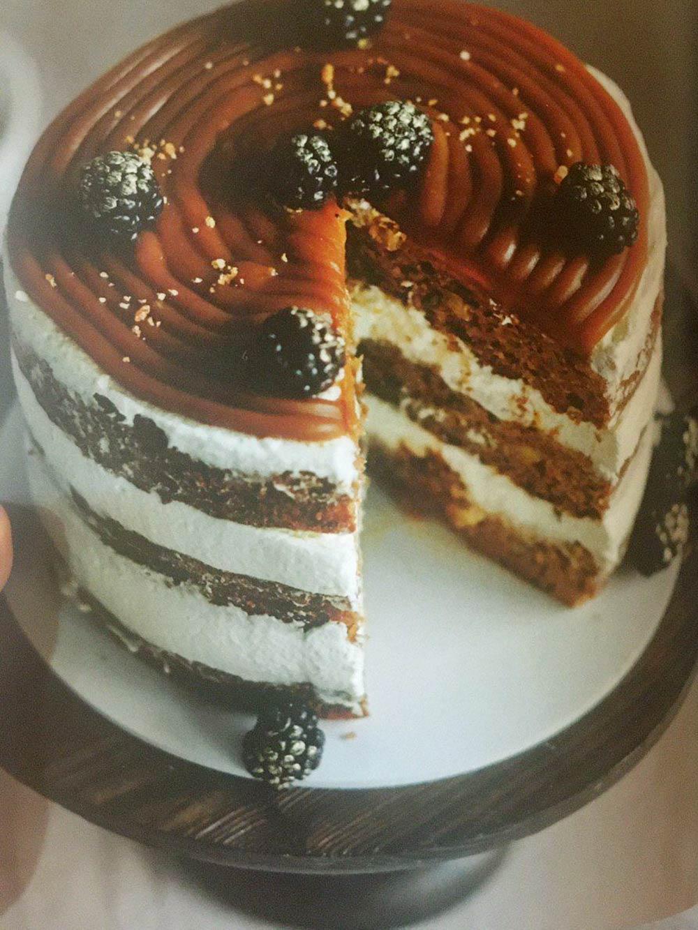 Вот такой торт я планирую приготовить. Фото из книги «Больше чемторт»