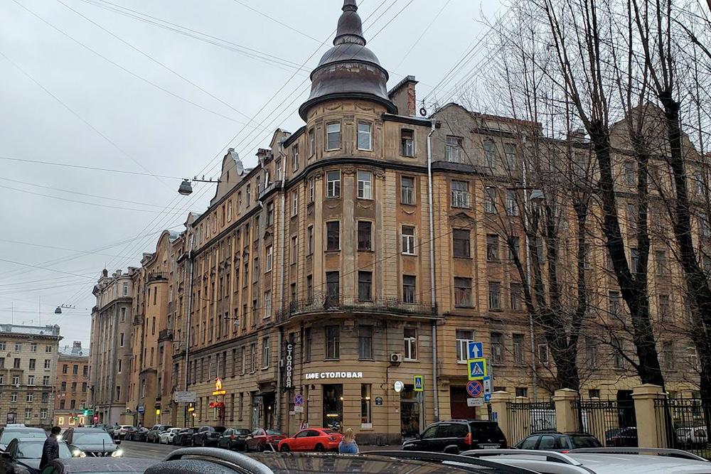 Виды Петербурга
