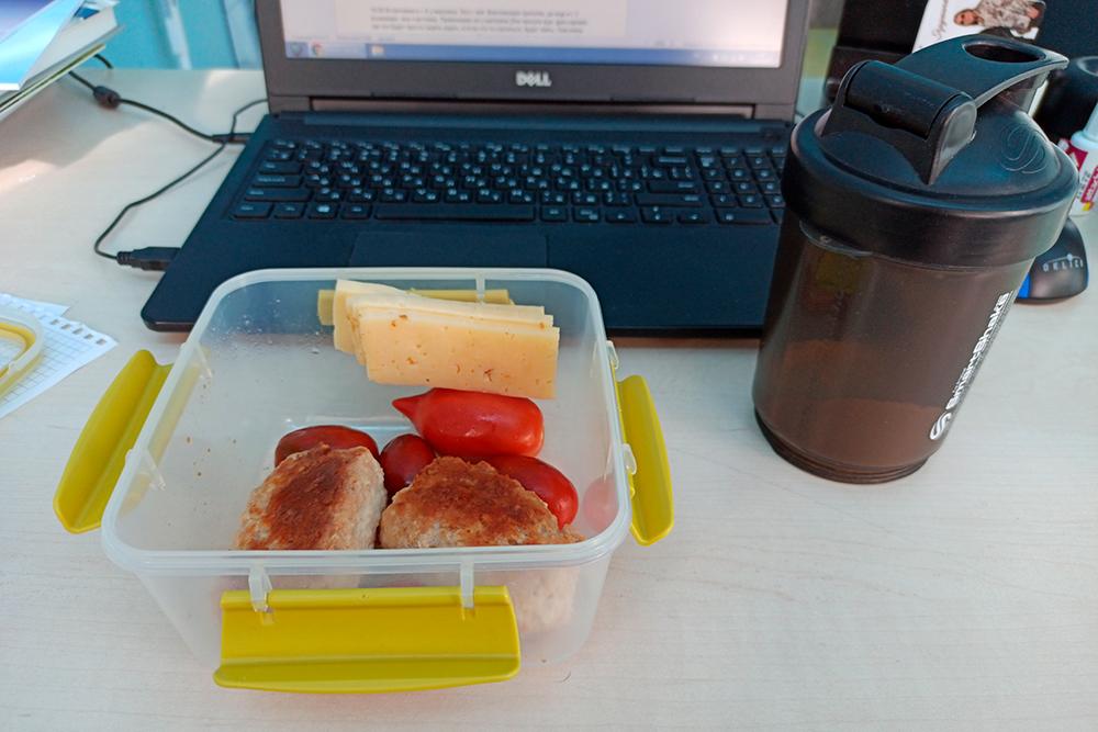Сегодняшний обед