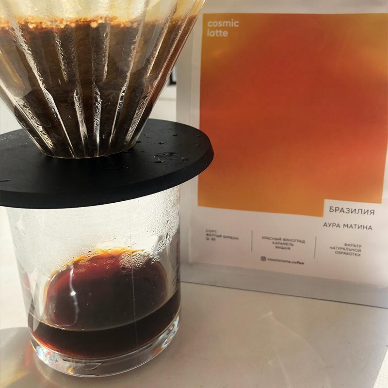 Варю кофе в воронке. Еще у нас есть кемекс и гейзерная кофеварка, но их сложнее мыть. Сама я не очень люблю кофе и редко его пью