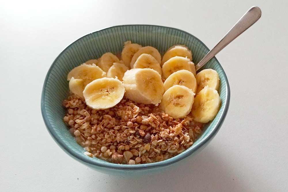 Когда из правильного в жизни только завтрак