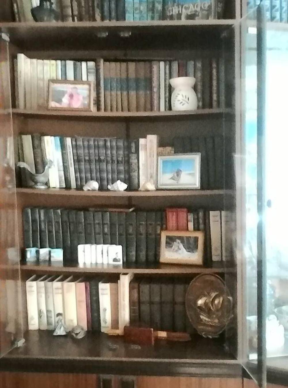 Мои книжные полки