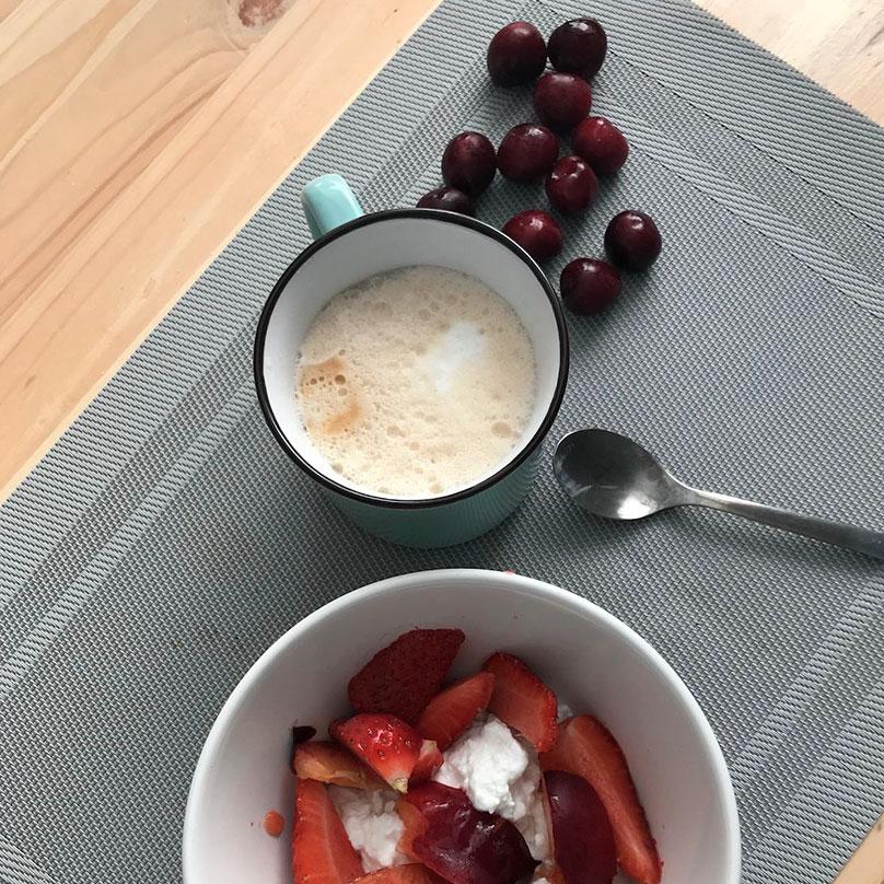 Воскресный ленивый завтрак