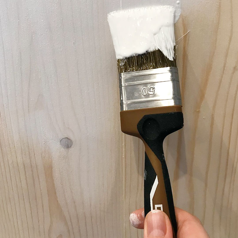 Мне нравится самой принимать участие в ремонте, делать вещи своими руками