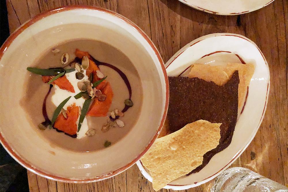 Это суп, а оленину забыла сфотографировать, было слишком вкусно