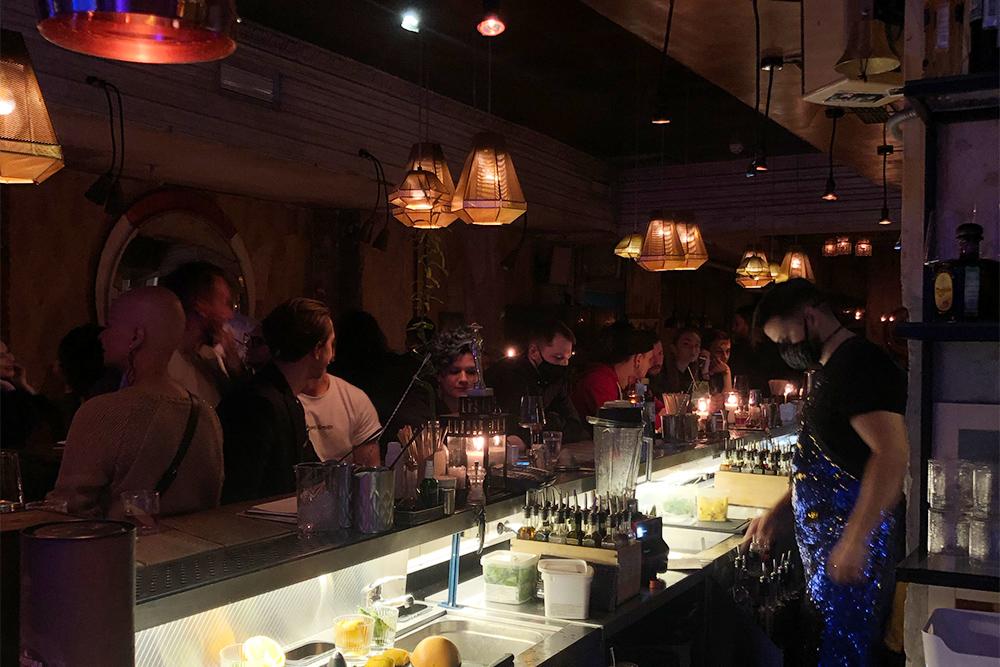 Один из самых любимых баров