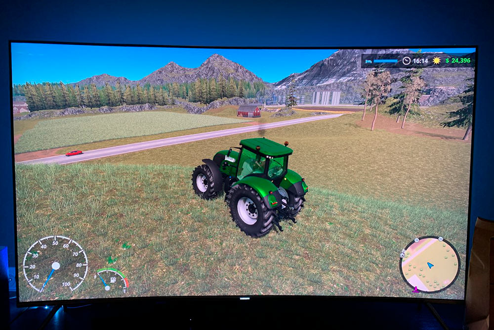 Играю в Real Farm