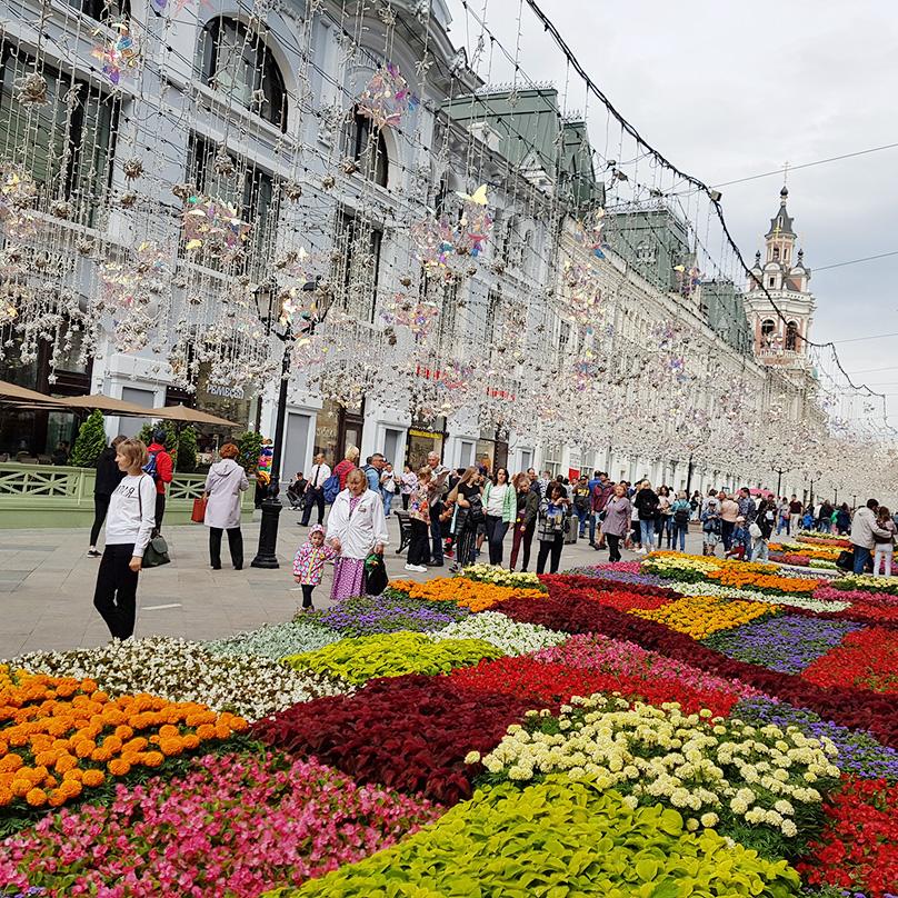Никольская — моя любимая улица в Москве