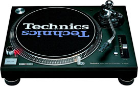 Technics SL−1210, 45 000 р.. Клубный стандарт