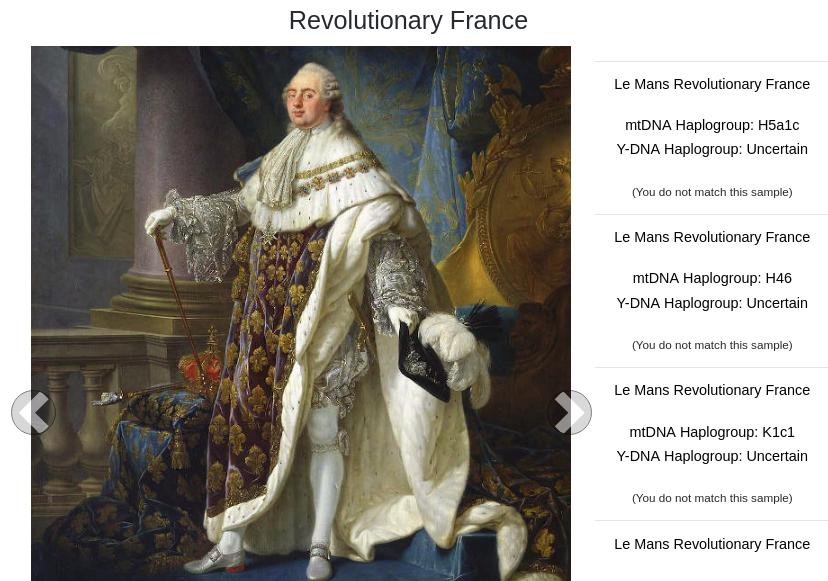 Я не родственница французским монархам, а жаль
