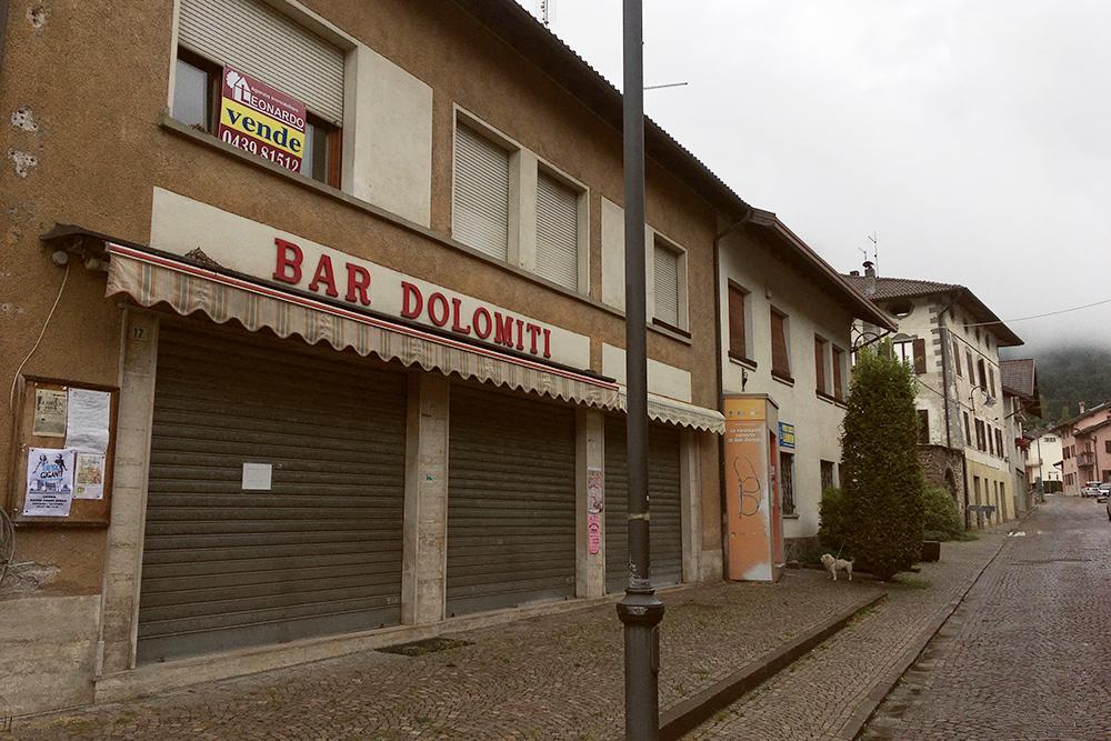Продается бар в Ламоне с квартирой на втором этаже, Общая площадь 125 м2
