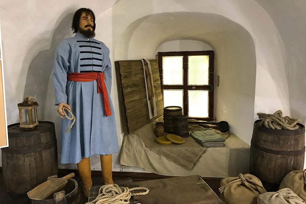 Выставки в Приказных палатах создают впечатление, что древний Псков был богатым городом