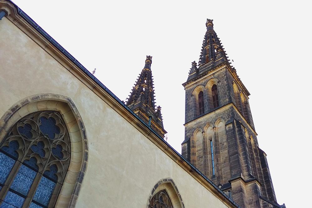 Католический храм Святых Петра и Павла в Вышеграде. Источник: Anet_S / Shutterstock
