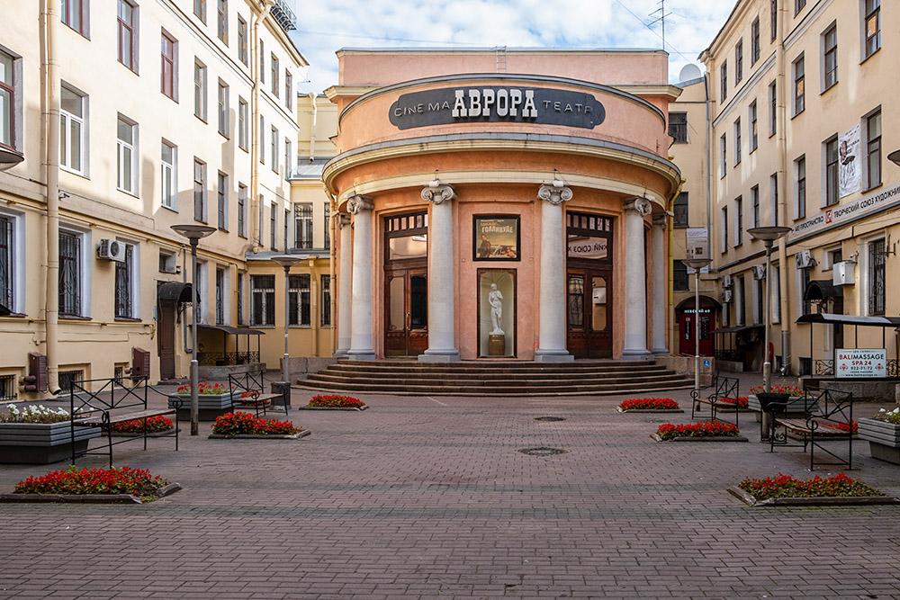 На киносеансы сюда часто ходил Владимир Набоков — он вспоминает об этом в романе «Другие берега». Источник: villorejo / Shutterstock