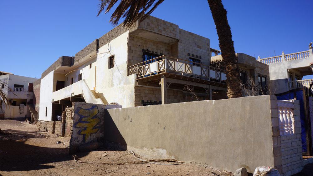 Эти апартаменты на четверых мы арендовали за 155 фунтов (550 р.) в день