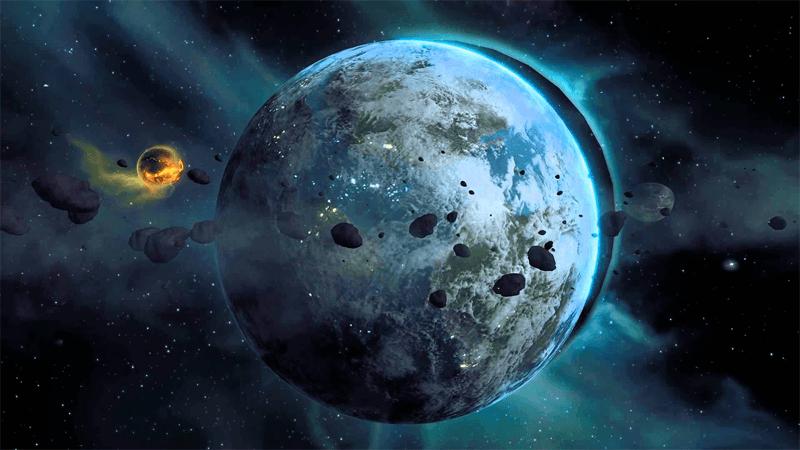 Скриншот из Entropia Universe