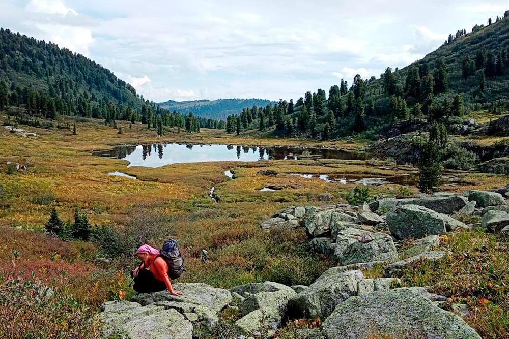 Аозеро Тавро и вовсе несчитали озером— так, болото