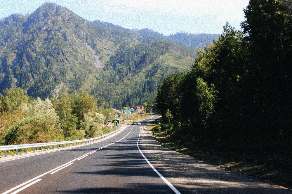Чуйский тракт — главная дорога Алтая