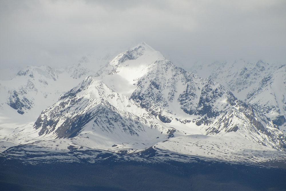 Вершины в Кош-Агачском районе
