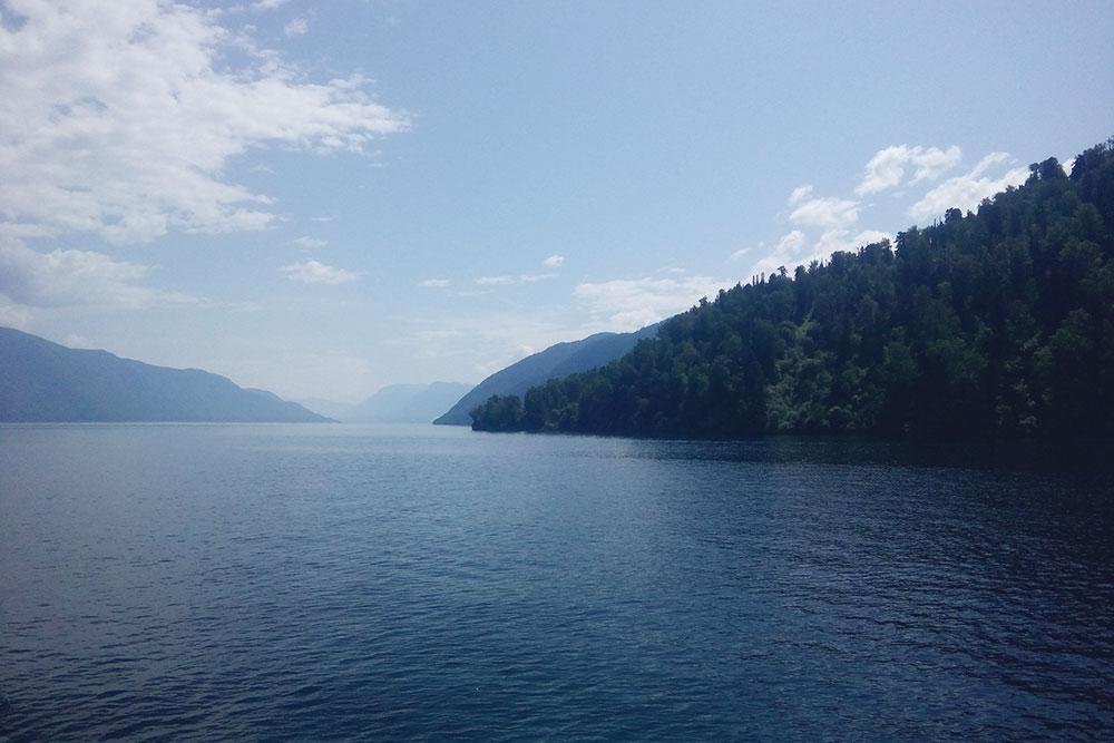 Телецкое озеро включено в список всемирного наследия Юнеско