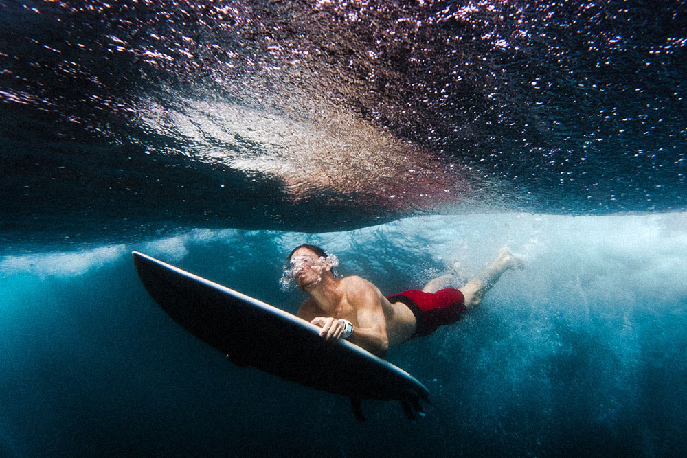 Если серфинг или снорклинг надоел, в Амеде можно пройти курсы дайвинга