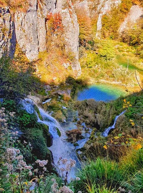 Водопады появляются и исчезают, а озера меняют свою форму