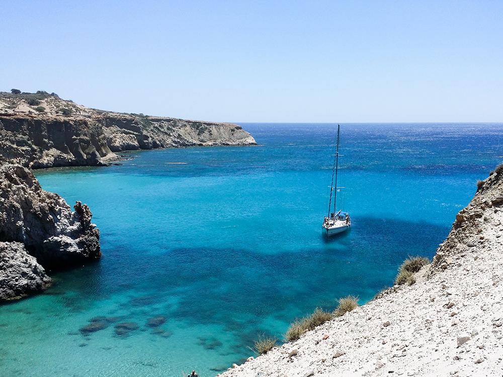 Самые красивые пляжи в Греции — дикие