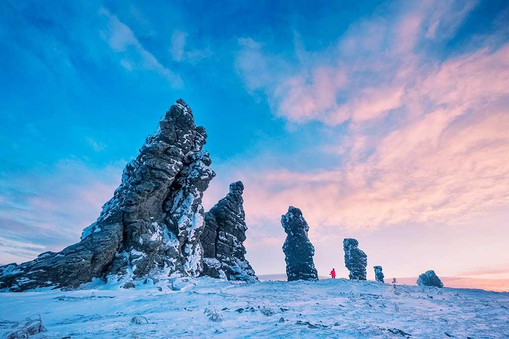 Чтобы сделать хороший кадр, нужно ловить погоду. На плато дуют сильные ветра, поэтому небо может затянуть облаками в считаные минуты. Источник: Crazy nook / Shutterstock