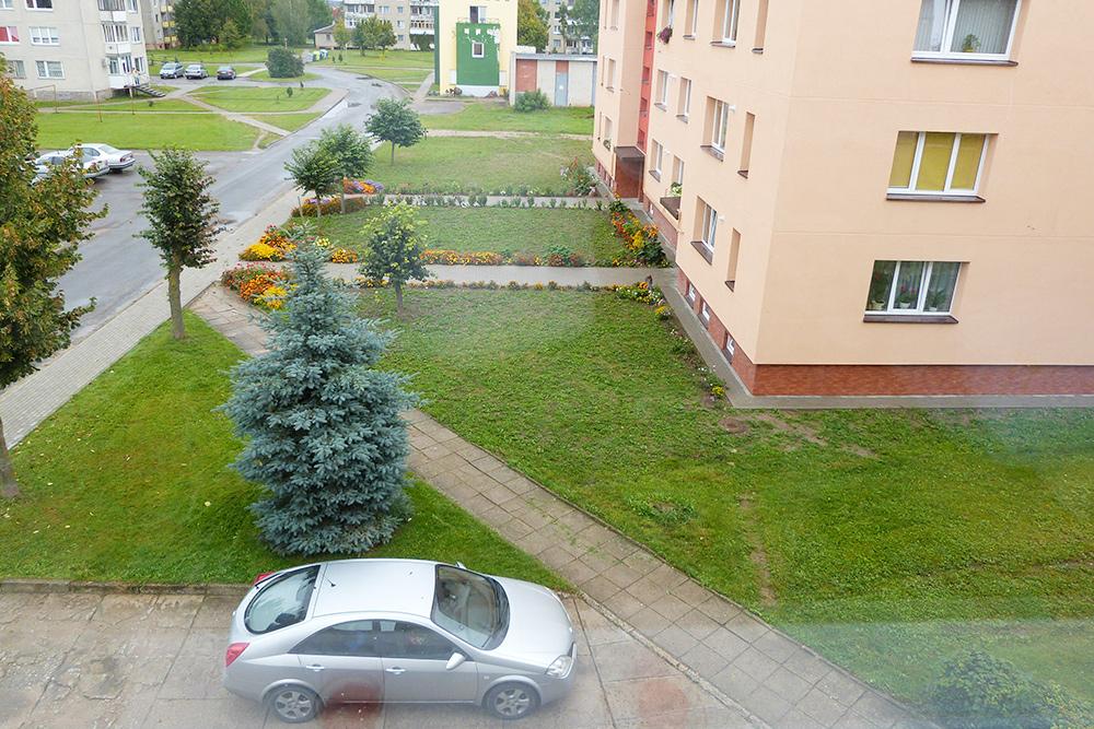 В Литве мило красят фасады советских построек, и они превращаются из серых и мрачных коробок в яркое и приятное глазу жилье