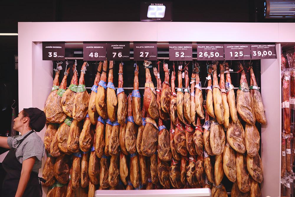 Просто супермаркет на Майорке, ничего необычного