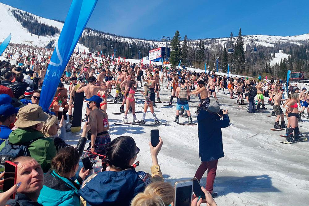 Grelkafest обычно проходит в первой половине апреля