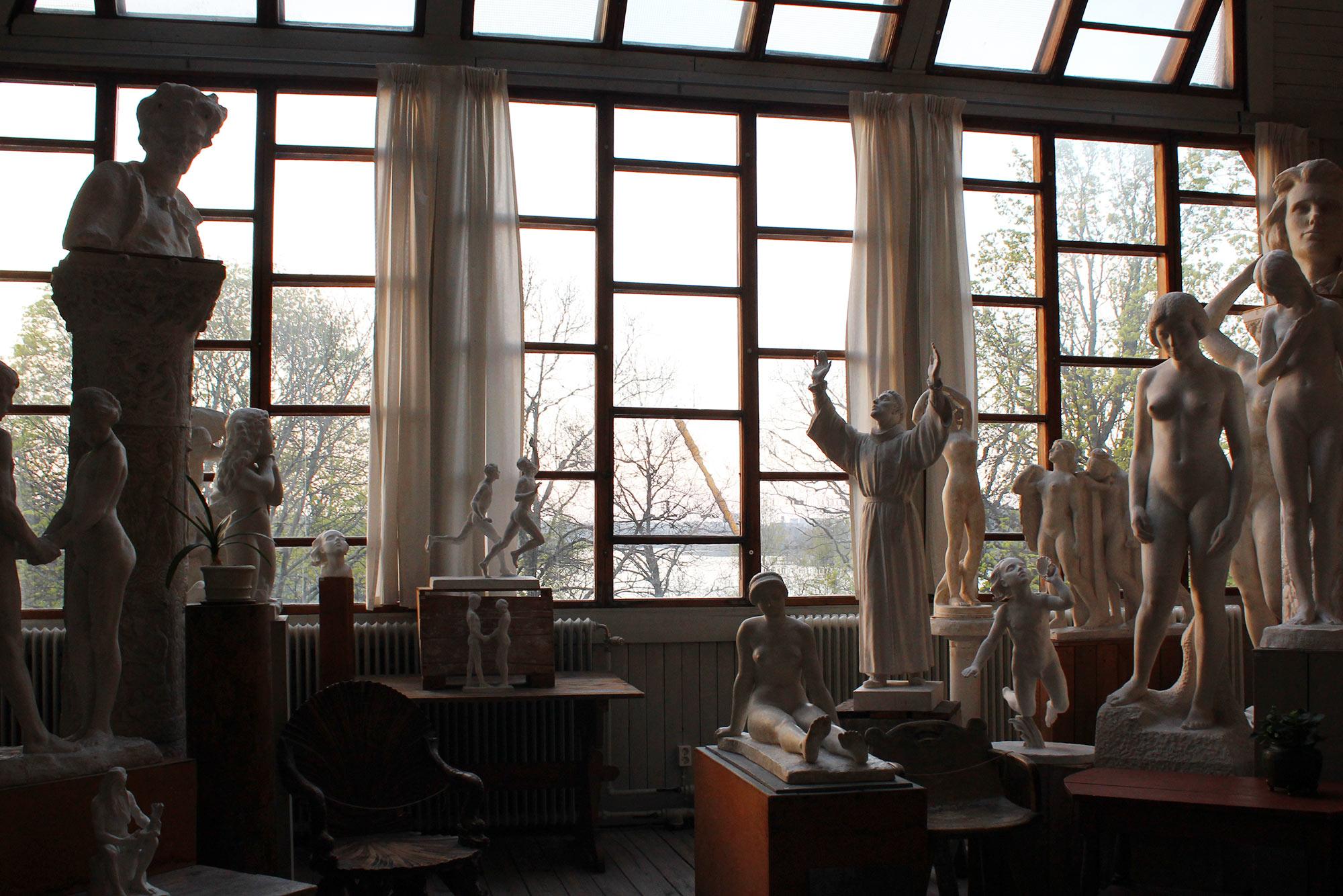 Музей Карла Эльда — отличное место для фотосъемок