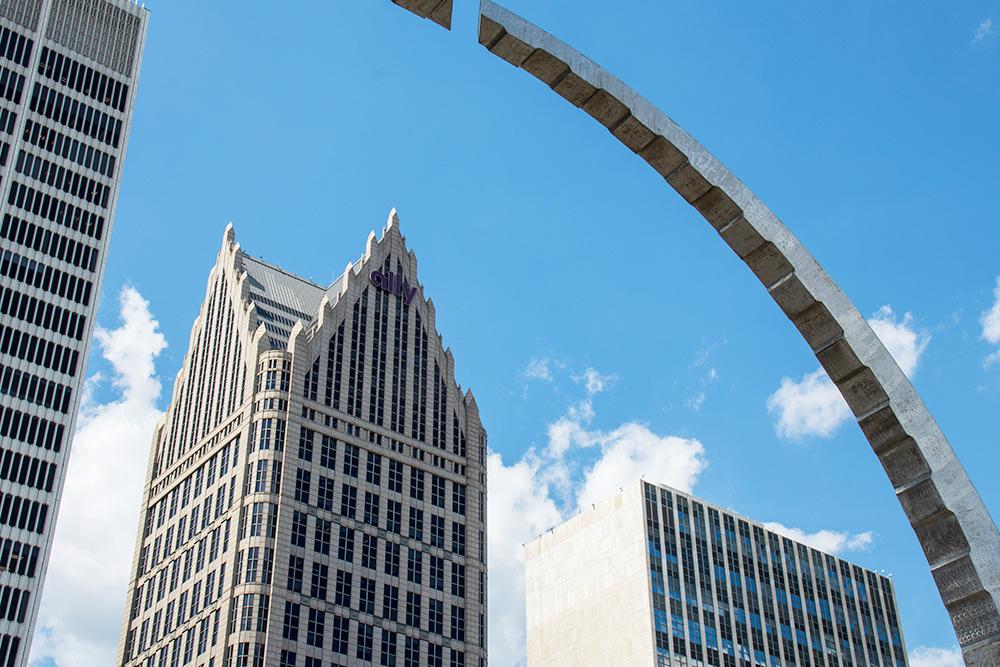 В российской прессе Детройт, крупнейший город штата Мичиган, называют опасным гетто. Раньше это было так, но за последние годы город сильно изменился