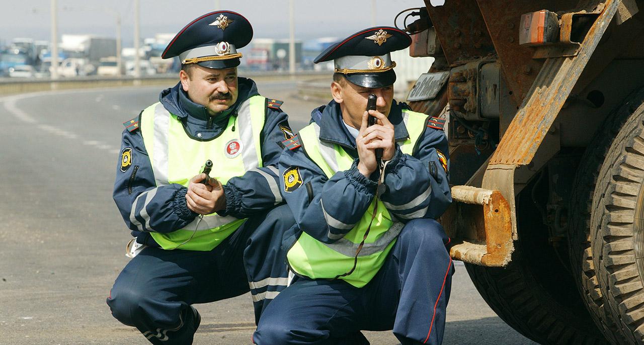 Права водителя приостановке ГИБДД