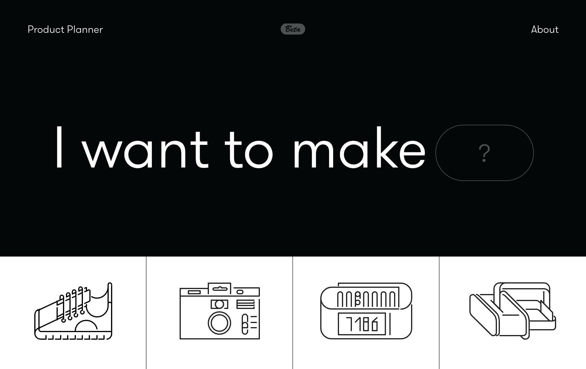 Дляинкубатора сделали Planner — онлайн-сервис, который считает себестоимость производства разных продуктов и на ее основании предлагает цену продукта на полке