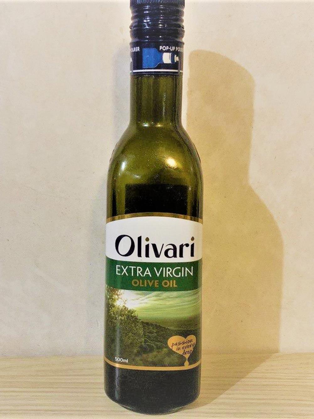 Нерафинированное оливковое масло отлично подходит длясалатов и гарниров