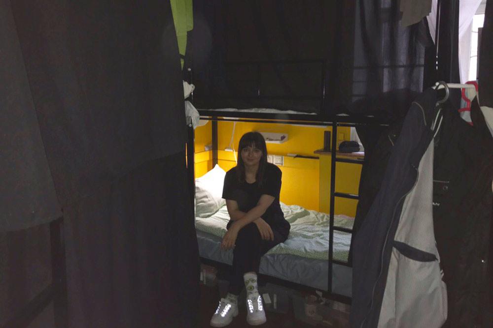 Комната, в которой я жила год