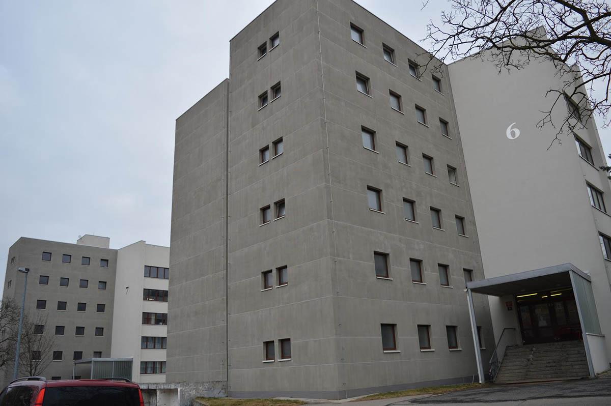 Здание моего общежития