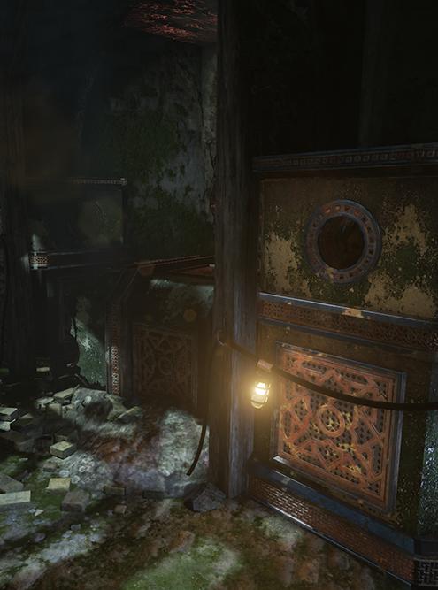 Минимальные настройки освещения. Игра — Gears ofWar4. Источник:nvidia.com