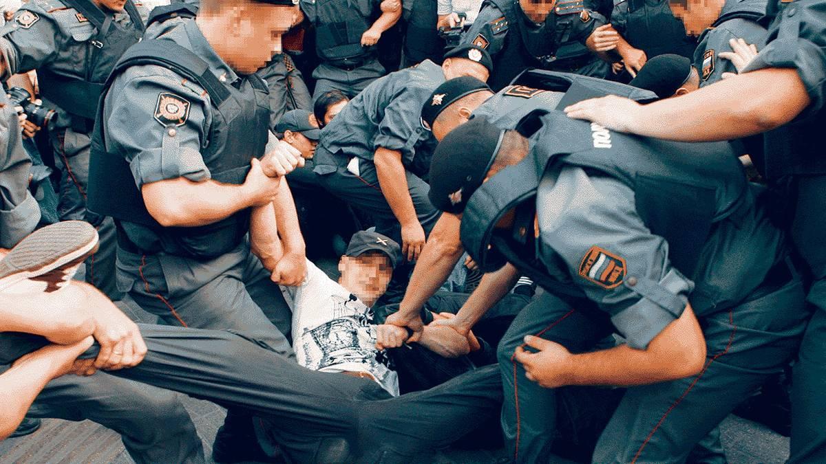 Ваши права при встрече с полицией