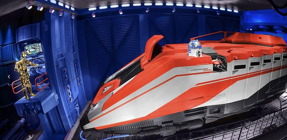 C-3PO и R2-D2 из «Звездных войн». Источник: disneyland.disney.go.com