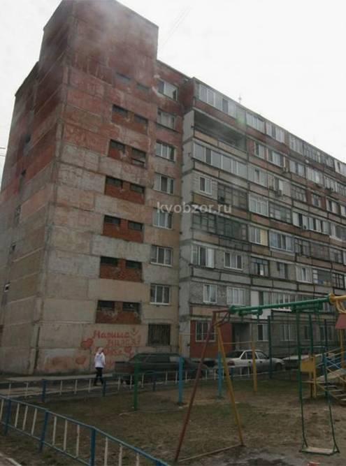 Пансионат на улице Республики находится далеко от центра, выглядит он значительно хуже. Источник: kvobzor.ru