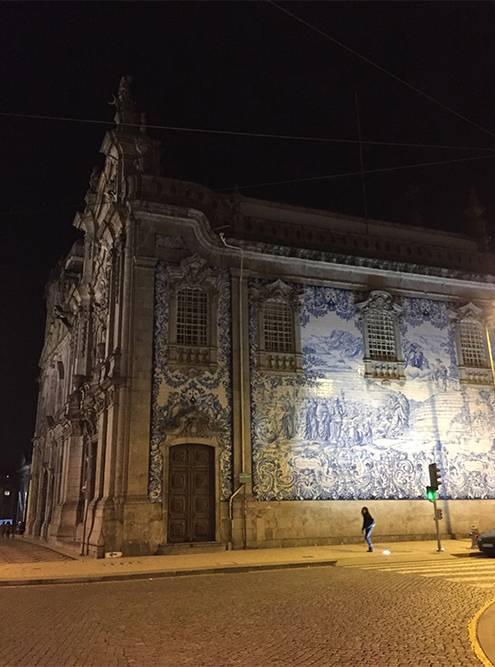 Порту не похож на город, который никогда не спит. В полночь прохожих на улицах практически нет