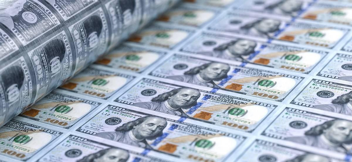 Когда ФРС остановит печатный станок?