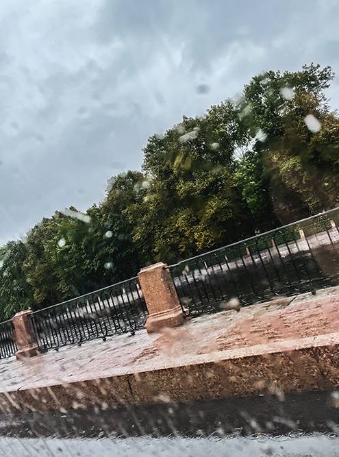 Погода в Питере