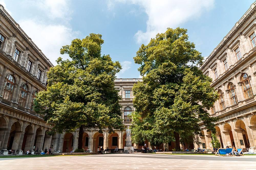 Университет Вены. Источник: RaduBercan / Shutterstock